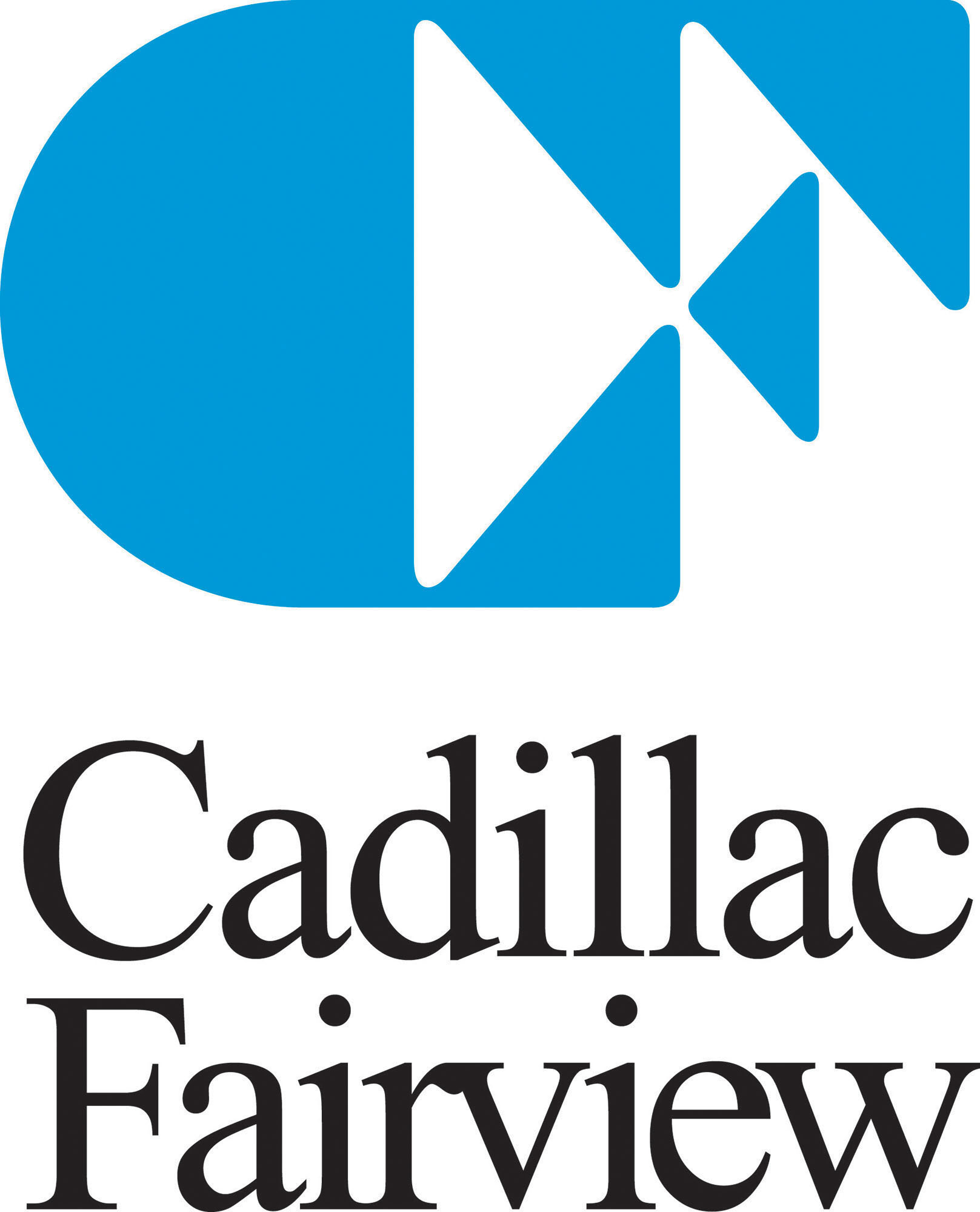 Cadillac Fairview logo