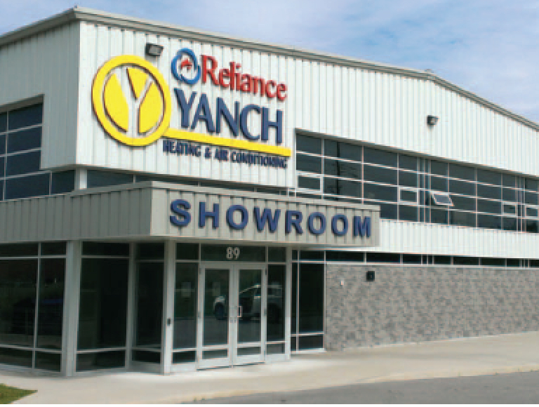 Reliance Yanch Home Comfort Serves Central Ontario