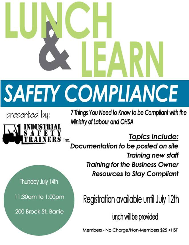 lunch and learn July 14