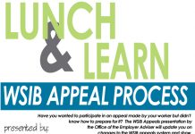 lunch and learn barrie
