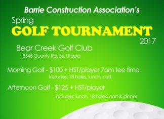 BCA golf tournament
