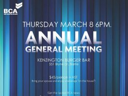 Barrie AGM