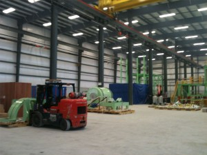 Bertram Construction builds new $13.5 million Kubota Metals Corp. warehouse