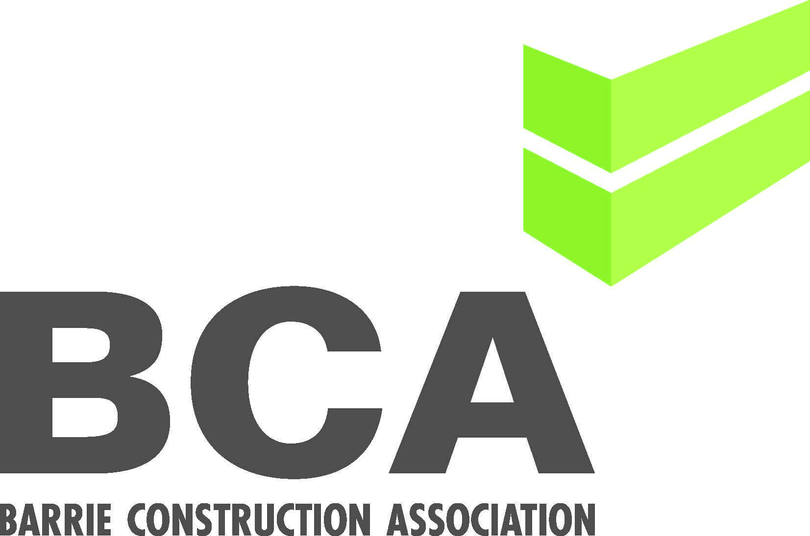 Barrie Construction Association logo