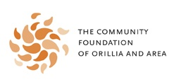 Orillia community foundation logo