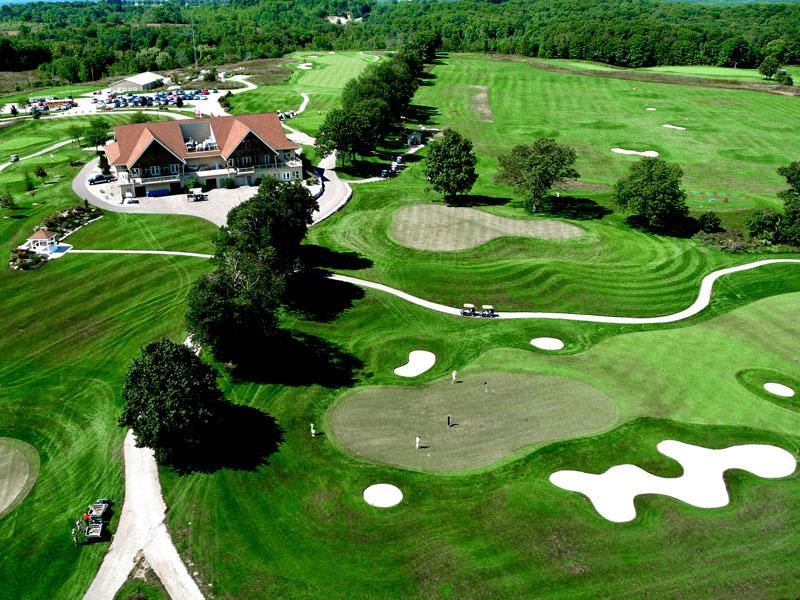 barrie golf