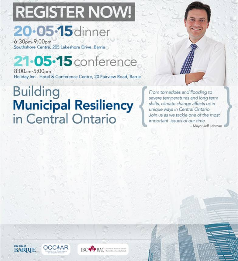 Barrie municipal conference