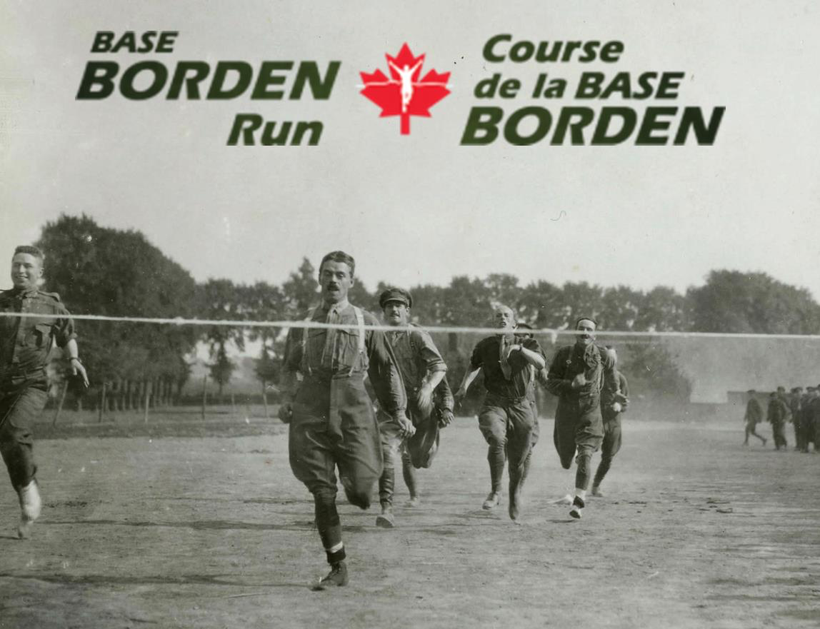 Base borden run 2016