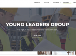BCA young leaders group website