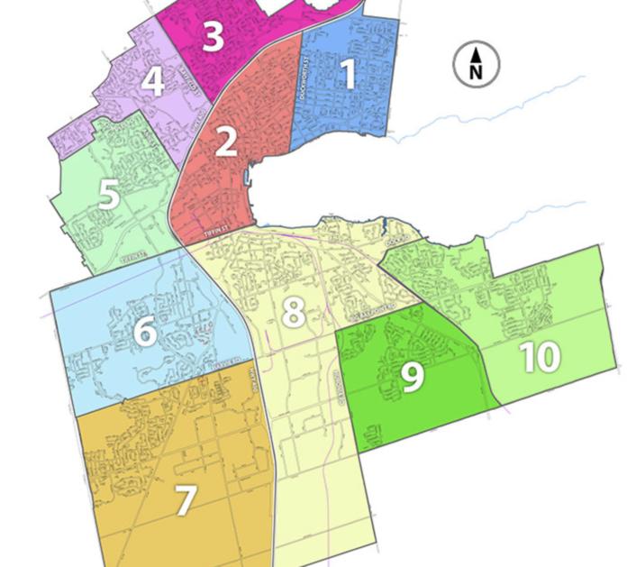 barrie development map