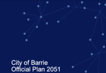 barrie official plan cover 2021